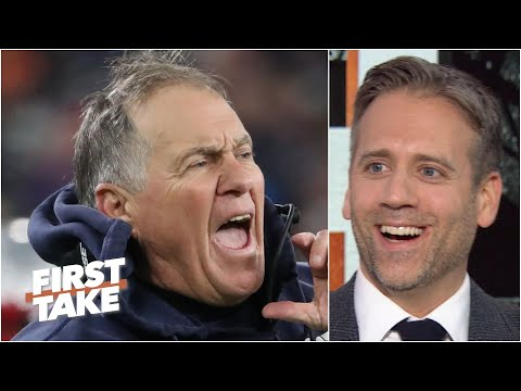 The Patriots keep cheating and keep getting caught it's absurd! – Max Kellerman | First Take