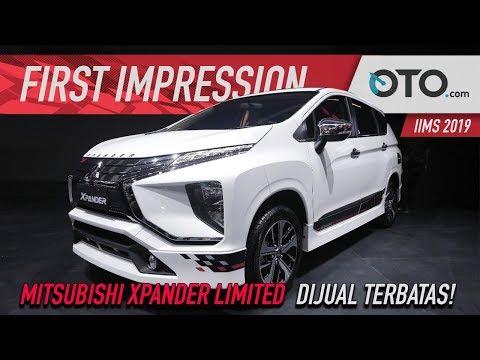Mitsubishi Xpander Limited | First Impression | Apa Bedanya? | OTO.com