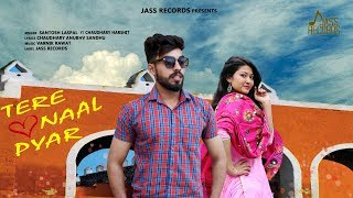 Tare Naal Pyar | ( Full Song) |  Santoshlaspal Ft Chaudharyharshit | New Punjabi Songs 2019