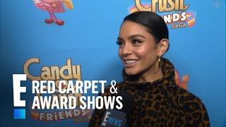 Vanessa Hudgens Reacts to Selena Gomez's Hospitalization | E! Red Carpet & Award Shows