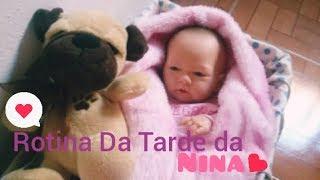 ROTINA DA TARDE DA NINA EM DIAS DE CHUVA!!☔
