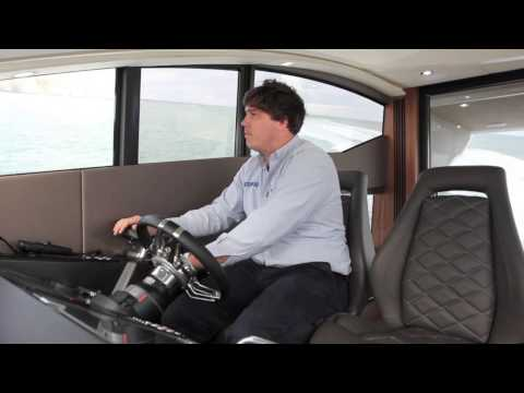 Sunseeker Predator 57 sea trial from Motor Boat & Yachting | Review