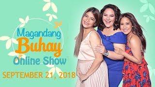 Magandang Buhay Online - September 21, 2018