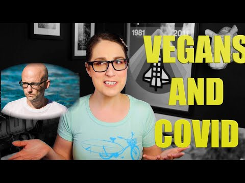 Moby: A Vegan World Would Have No Pandemics???