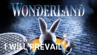 I Will Prevail - UK Tour - Wonderland - Natalie McQueen