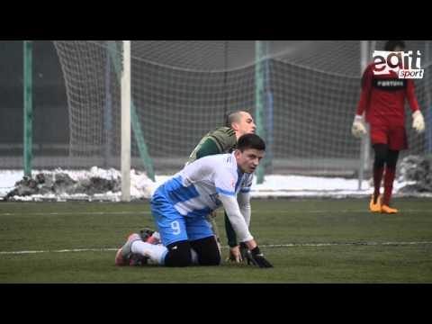 Skrót meczu Stomil Olsztyn - Legia II Warszawa