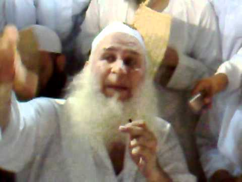 الشيخ محمد حسين يعقوب فى مكه 2010 رمضان