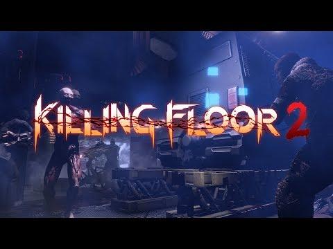 Killing Floor 2 - Ema vraždí zombie, máma mele maso :)