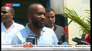 Mombasa land row: Governor Joho detained, released for tresspassing
