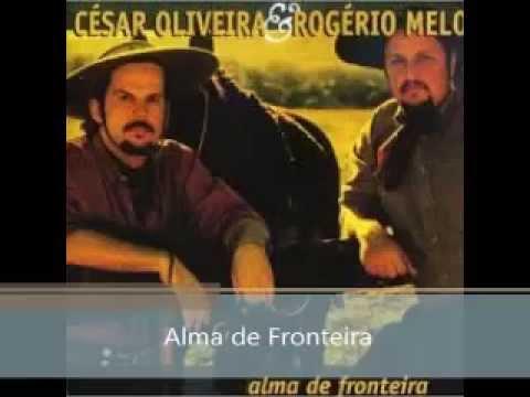 Música Alma de Fronteira