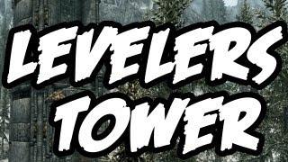 Skyrim Mods - Levelers Tower
