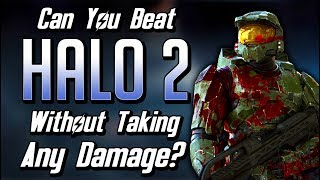 Can You Beat Halo 2 Without Taking Any Damage?