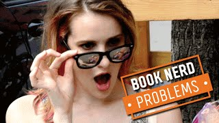 Book Nerd Problems | Trying To Resist A Good-Looking Book