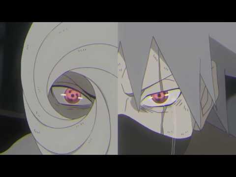 Naruto 「AMV」$UICIDEBOY$ - PARIS