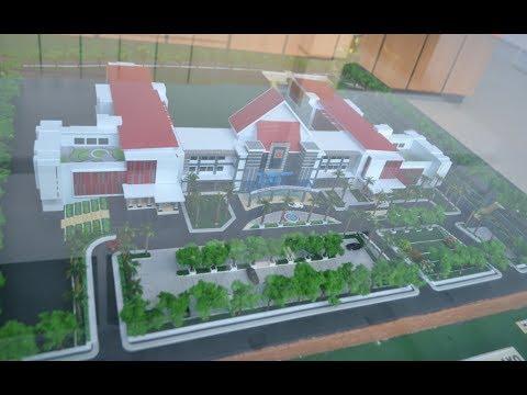 Dok Humas Untad, Peresmian Poliklinik Rumah Sakit Universitas Tadulako