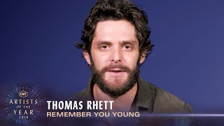Thomas Rhett 'Remember You Young' | Hit Story