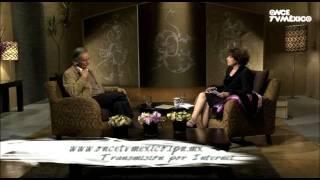 Conversando con Cristina Pacheco - Gustavo Pérez
