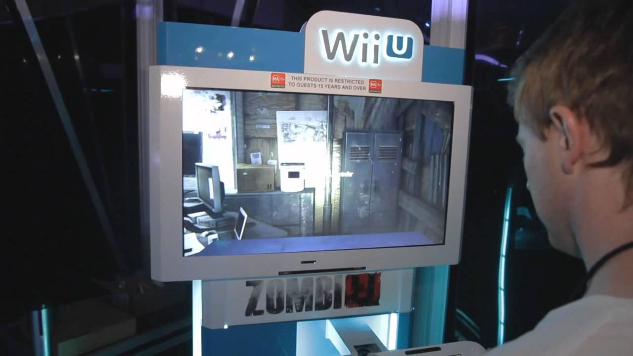 Wii U: Australian Hands-On