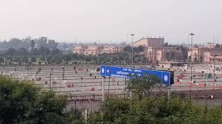 How to reach akshardham temple, Delhi