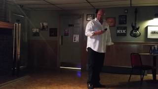 Dewey singing Her Man by Gary Allan