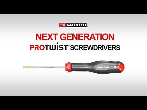 Next Generation Protwist® Screwdrivers l FACOM