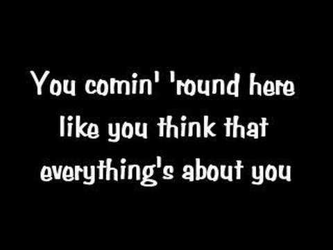 Christina Aguilera-Slow Down Baby (With Lyrics)