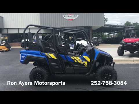 2019 Yamaha Wolverine X4 SE in Greenville, North Carolina - Video 1