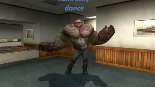 sexy tank dance