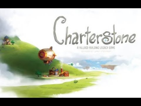 Charterstone (with Spoilers) - A Forensic Gameology Review