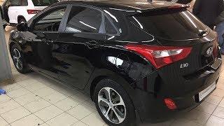 Hyundai I30 уехал в Челябинск