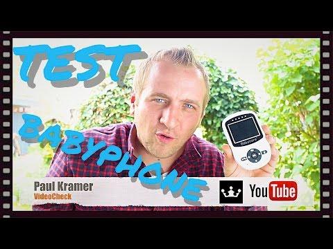 🦆 Babyphone mit Kamera Test ( Temperaturkontrolle , Spieluhr usw. ) Alternative zu Phillips Avent