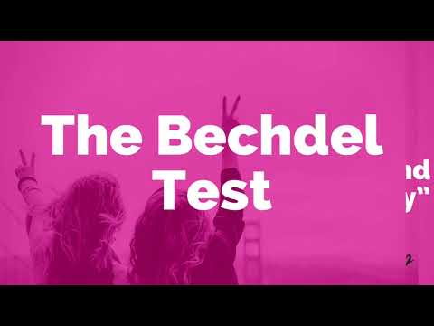 Marta Dusseldorp breaks down the Bechdel Test