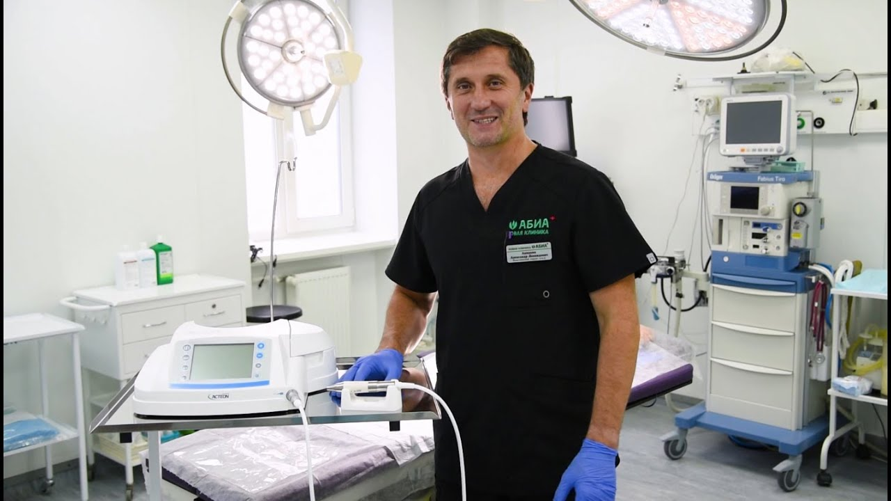Пластический хирург, к.м.н. Александр Адмакин о новом аппарате для костной хирургии