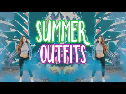 SUMMER OUTFITS | LOOKBOOK | Patra Bene