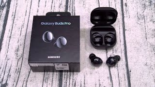 Samsung Galaxy Buds Pro Real Review