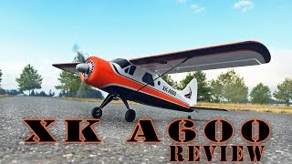 XK A600 DHC-2 Beaver with Auto Stability 6G Review