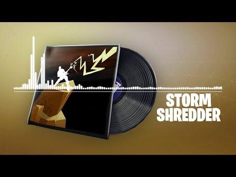 Fortnite | Storm Shredder Lobby Music (Chapter 2 Music Pack)