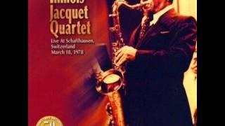 """Illinois Jacquet Quartet """"C Jam Blues"""""""