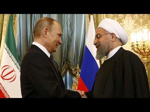 Η ενέργεια στο επίκεντρο της επίσκεψης Ροχανί στη Μόσχα