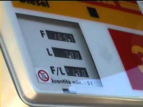 Die Preise für das Benzin auf dem Wladimirer Gebiet heute
