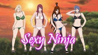 Top 10 Sexy Ninja - Naruto Shippuden