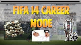 FIFA 14 l Feyenoord Carrière l #8 l De mislukte vlog!