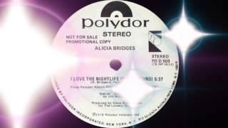 Alicia Bridges - I Love The Nightlife (Disco 'Round) Polydor Records 1978