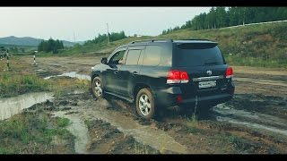 АВТОБАТТЛ: Toyota Land Cruiser 200 vs. LEXUS GX470