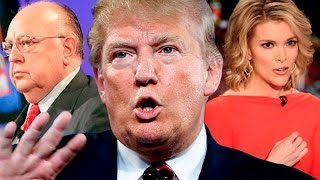 Donald Trump Vs. Fox News: Round 2! FIGHT!