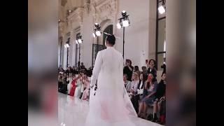 霍尊+蓋婭傳說《巴黎服裝週》T台初體驗-剪輯-青蛇老大