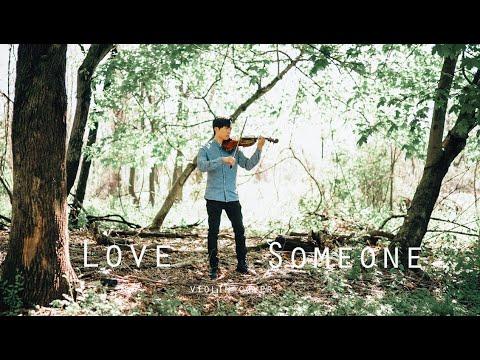 Love Someone - Lukas Graham - violin cover - Daniel Jang