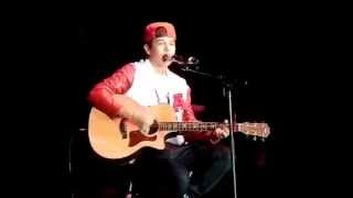 Austin Mahone I'll Be Acoustic Cover