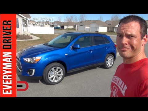 2015 Mitsubishi Outlander Sport on Everyman Driver (Just Arrived)