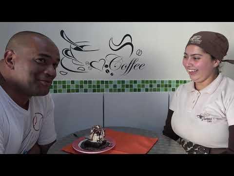 Mais uma novidade no Thomaz Café o Brownie veja
